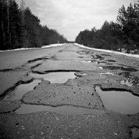Дороги на Львівщині – як після бомбардування, – Ігор Гузь