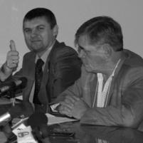 Спільна прес-конференція Національного Альянсу та ВО «Свобода»