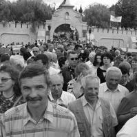 Ігор Гузь вшанував козаків, що загинули під Берестечком
