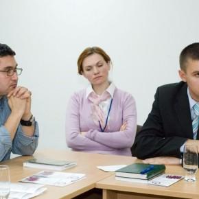 Участь в західноукраїнському форумі громадських організацій 2007 р.Б.