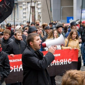 Марш УПА у Києві 2007 р.Б.