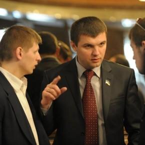 """Конференція партії """"За Україну!"""" 2010 р.Б."""