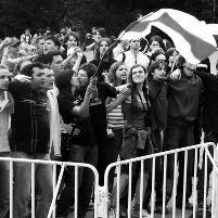 Фестиваль опозиційного білоруського року «Право бути вільним»