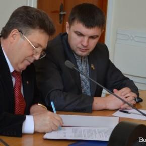 """Підписання """"Угоди про спільні дії об'єднаної опозиції"""" 2012 р.Б."""