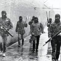 СБУ та ГПУ просять покарати комсомольців, які розстріляли портрети Бандери та Шухевича