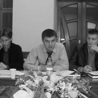 Ігор Гузь взяв участь в громадському обговоренні принципів роботи влади та молодіжних організацій