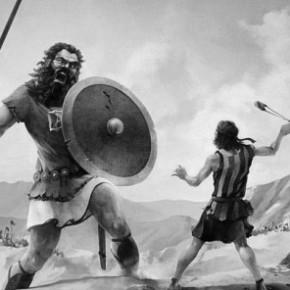 Давид проти Голіафа або чому мені потрібна Ваша допомога!