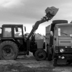 Громада Копачівки повстала проти перетворення урочища у смітник + ФОТО та ВІДЕО